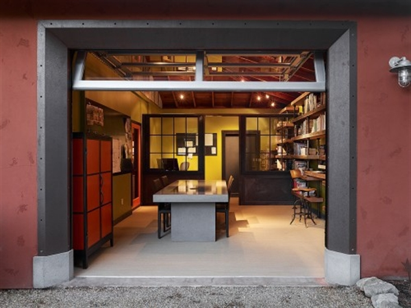 Use Your Garage as a Home Office